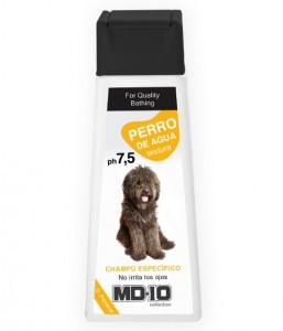 champú especial perros de agua